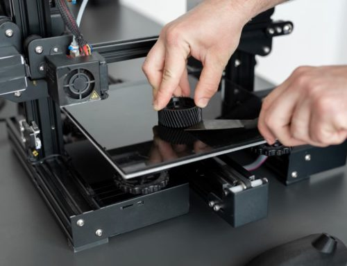 Impresión 3D de un telescopio para el estudio de la astronomía