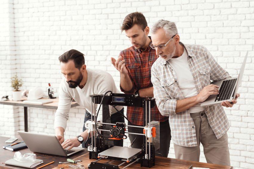 impresión 3D en la industria 4.0