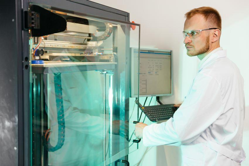 impresión 3D piel humana