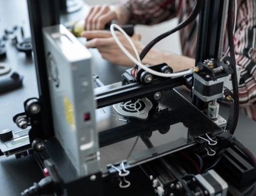 El futuro de la construcción en impresión 3D