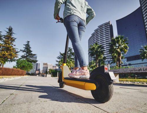 Cómo es el nuevo patinete eléctrico de impresión 3D
